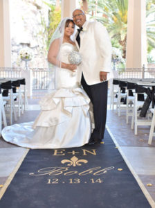 custom aisle runners