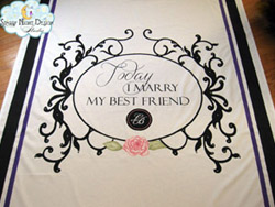 wedding aisle runner 8