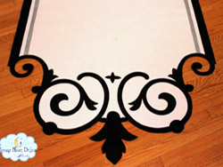 fancy end aisle runner 10