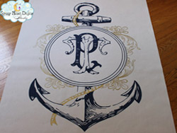 nautical aisle runner