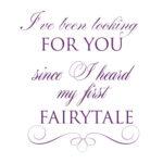 fairy tale aisle runner