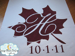 autumn aisle runner 1