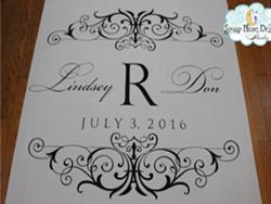 wedding aisle runners52