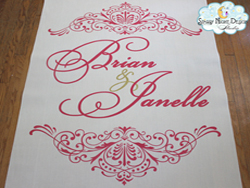 traditional aisle runner 11