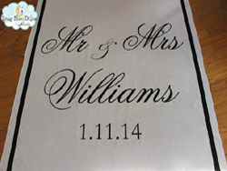 traditional aisle runner 5