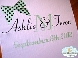 custom aisle runner